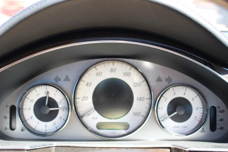 2009 Mercedes Benz Cls Class 4dr Sdn 5 5l Drive Away