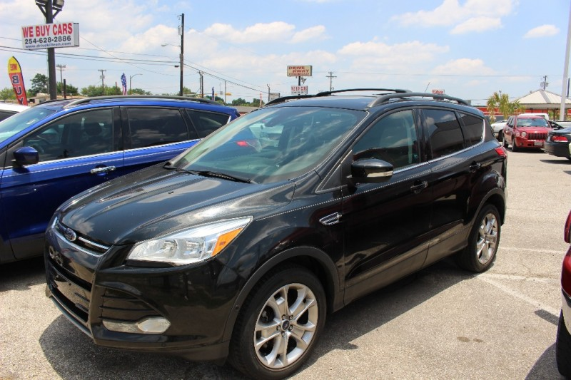 2013 ford escape fwd 4dr sel drive away auto sales
