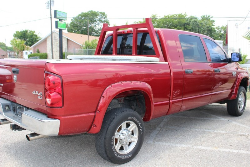 2007 dodge ram 2500 4wd mega cab 160 5 slt drive away for Drive away motors inventory