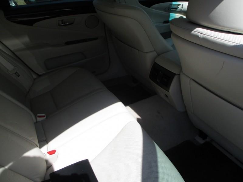 Lexus LS 460 2008 price $7,700