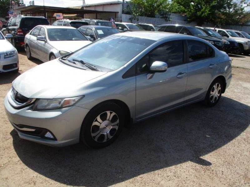 Honda Civic Hybrid 2013 price $7,000