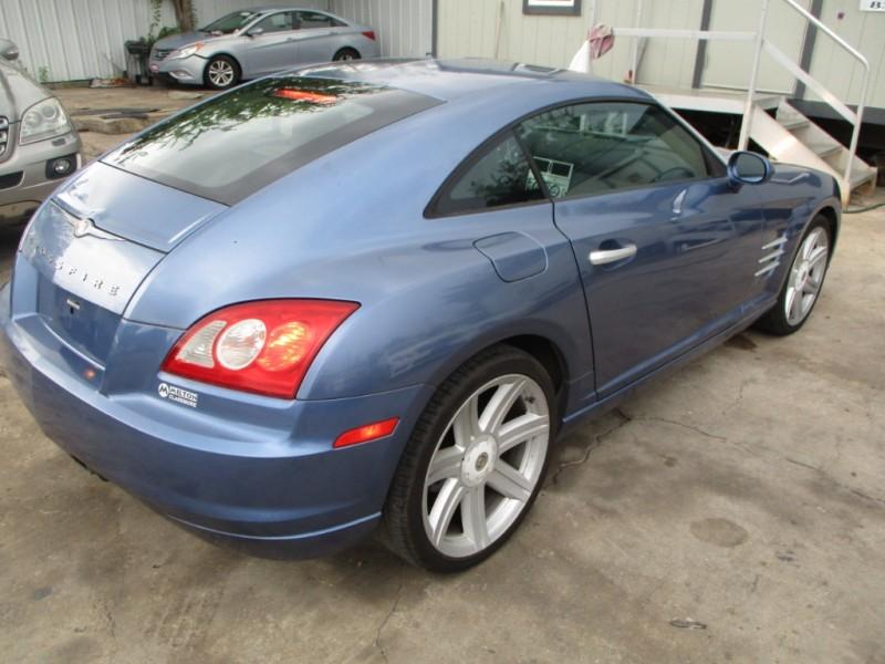 Chrysler Crossfire 2006 price $3,800