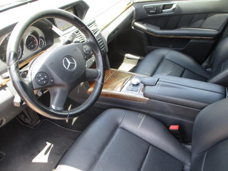 Mercedes-Benz E-Class 2011 price $9,900