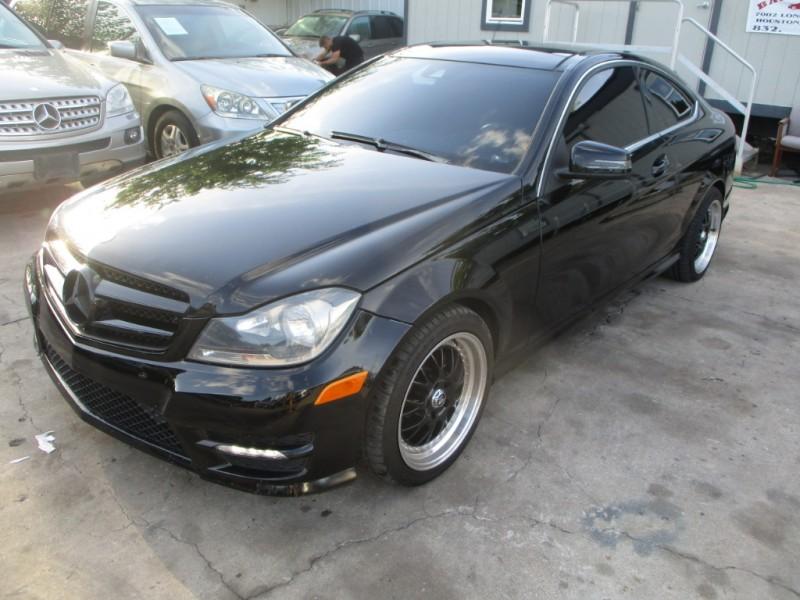 Mercedes-Benz C-Class 2013 price $9,900