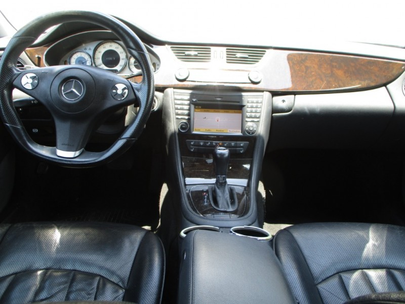 Mercedes-Benz CLS-Class 2010 price $11,800
