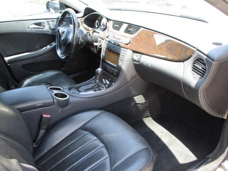 Mercedes-Benz CLS-Class 2010 price $11,600