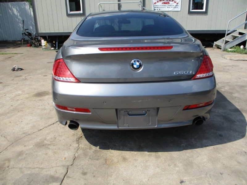 BMW 6-Series 2009 price $8,800