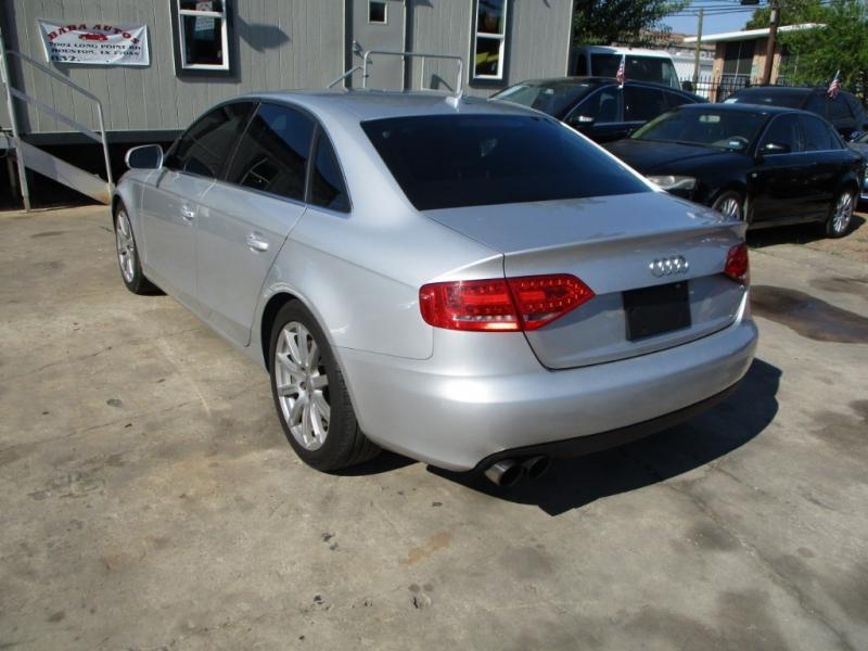 Audi A4 2011 price $5,900