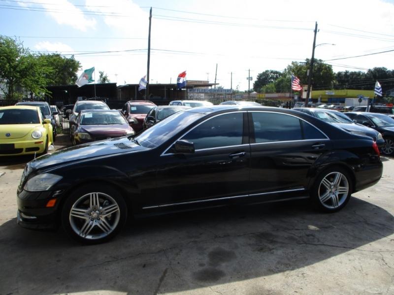 Mercedes-Benz S-Class 2013 price $16,000