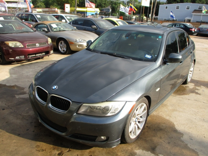 BMW 3-Series 2009 price $4,700