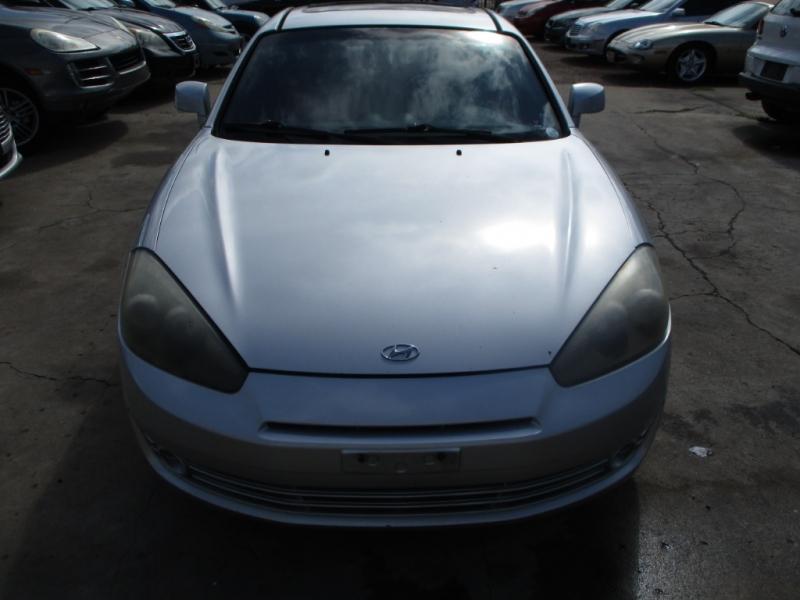 Hyundai Tiburon 2007 price $3,700