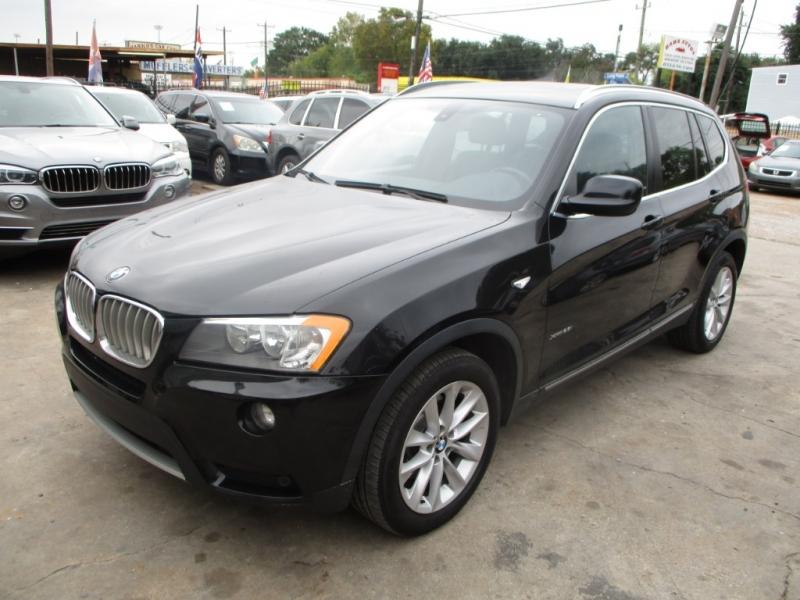 BMW X3 2013 price $8,800