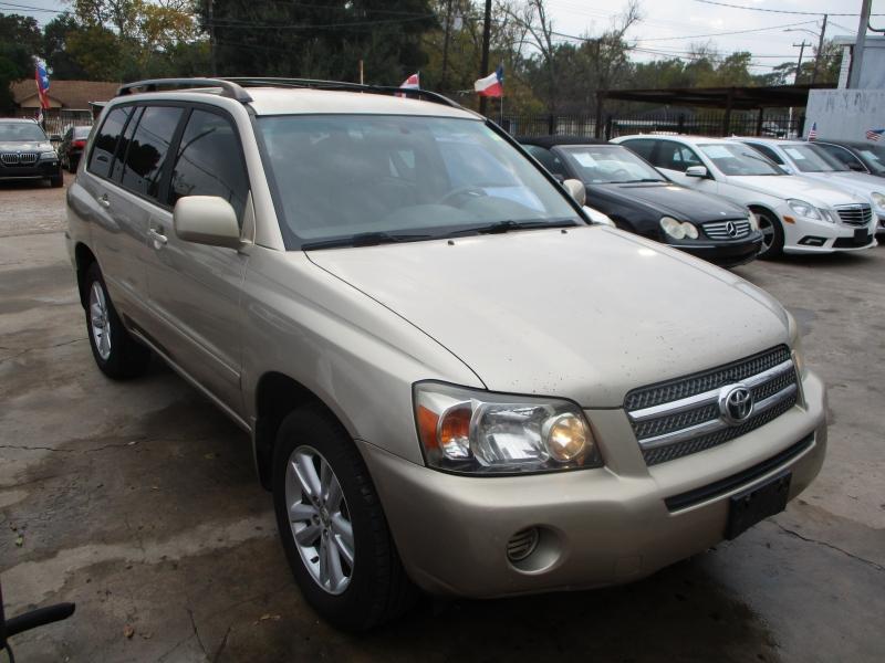 Toyota Highlander Hybrid 2006 price $4,900