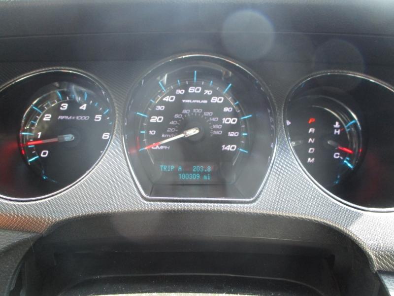 Ford Taurus 2012 price $5,900