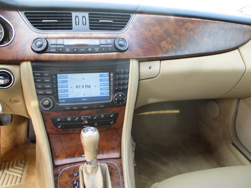 Mercedes-Benz CLS-Class 2007 price $7,500