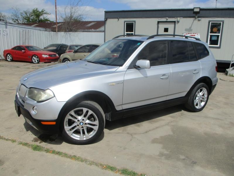 BMW X3 2008 price $4,800