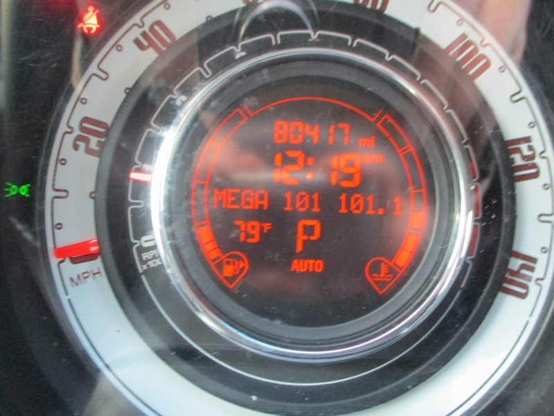 Fiat 500 2015 price $4,500