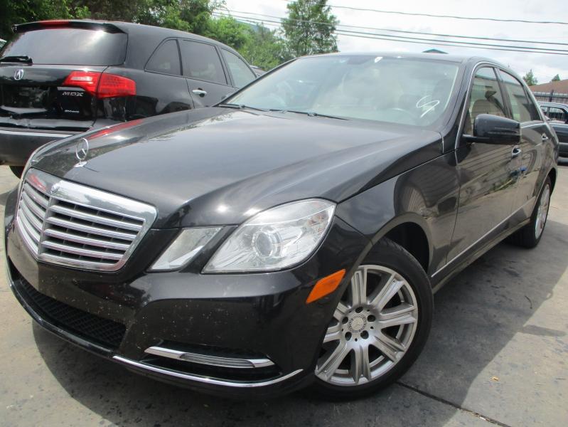 Mercedes-Benz E-Class 2013 price $9,800