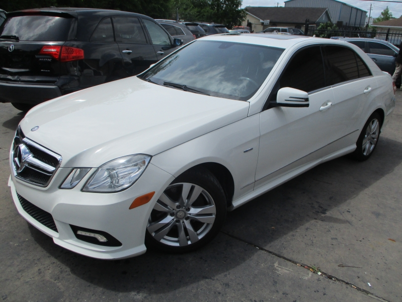 Mercedes-Benz E-Class 2011 price $9,500