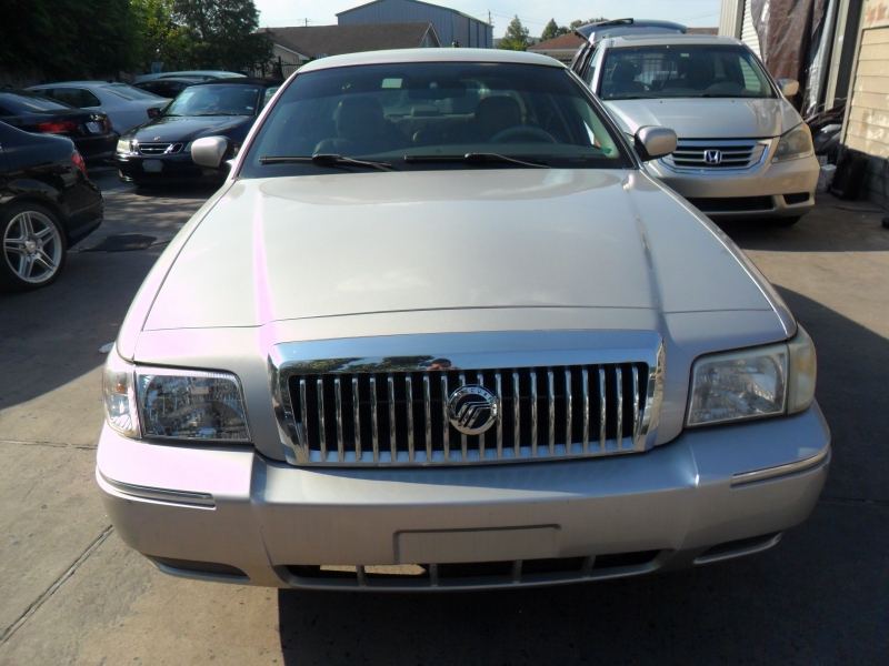 Mercury Grand Marquis 2010 price $5,500