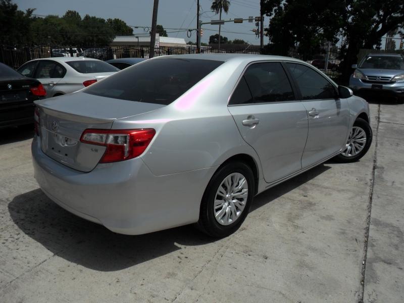 Toyota Camry 2013 price $6,800