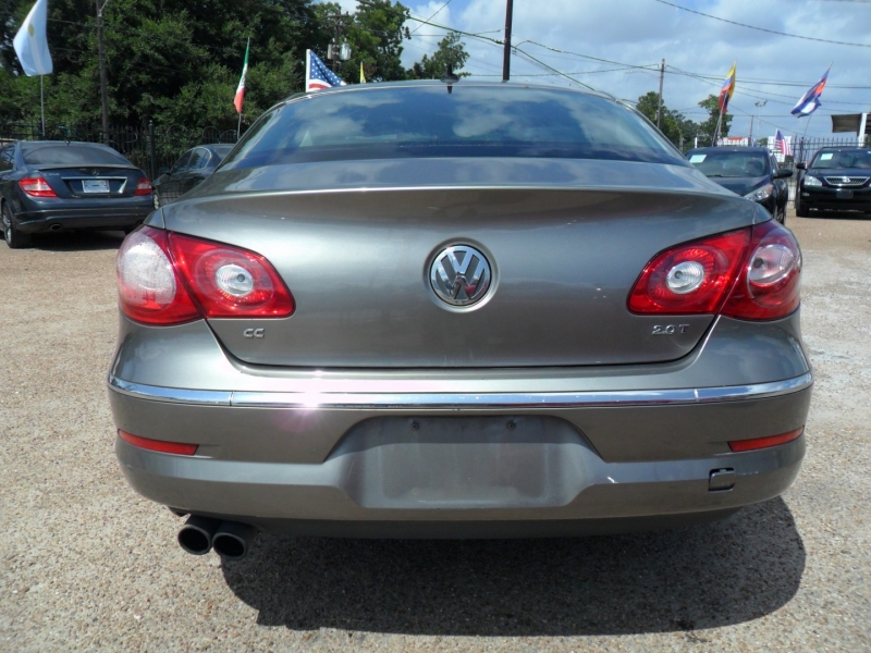 Volkswagen CC 2012 price $5,800