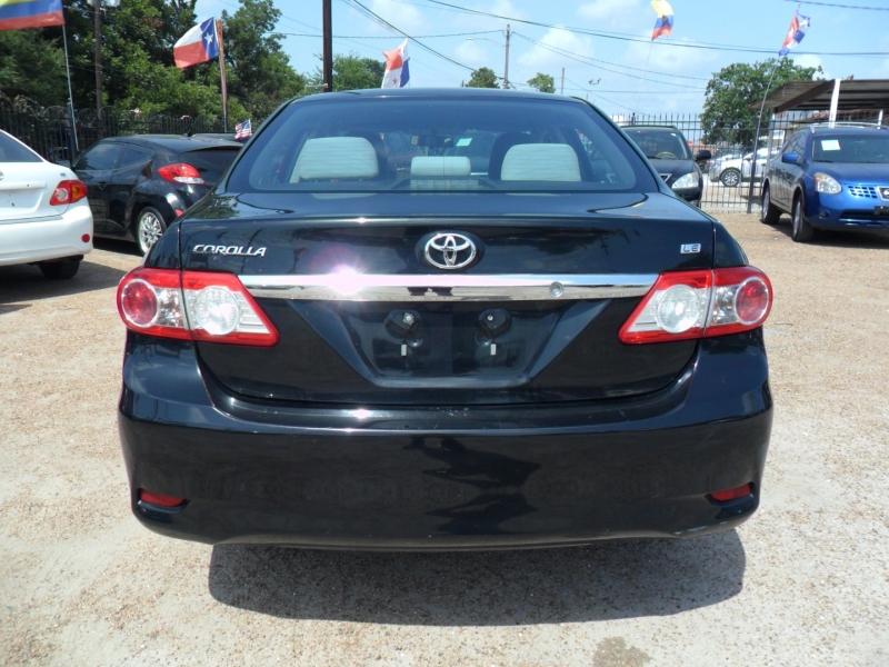 Toyota Corolla 2012 price $6,200