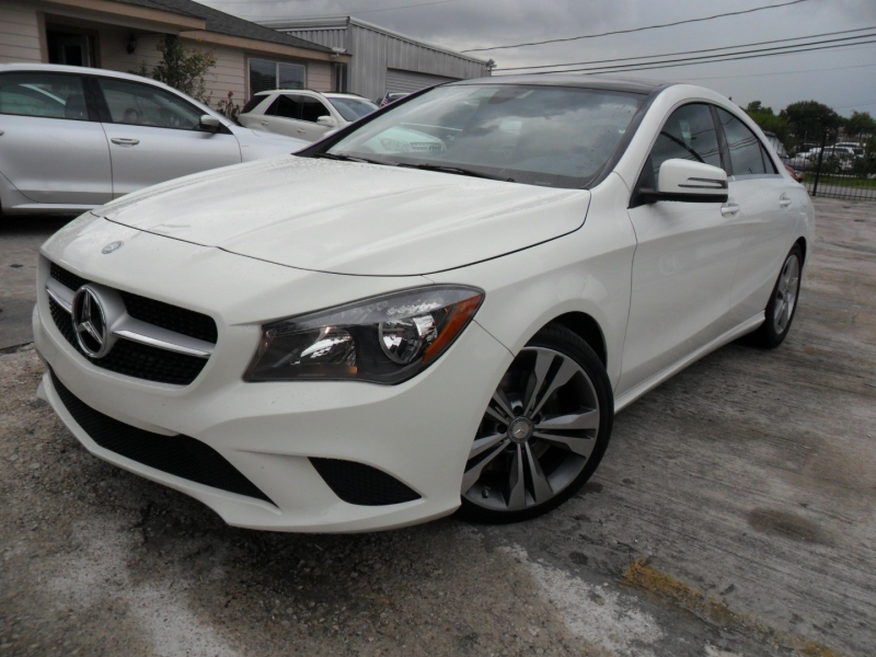 Mercedes-Benz CLA 2016 price $16,900