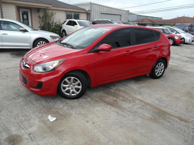 Hyundai Accent 2014 price $5,200