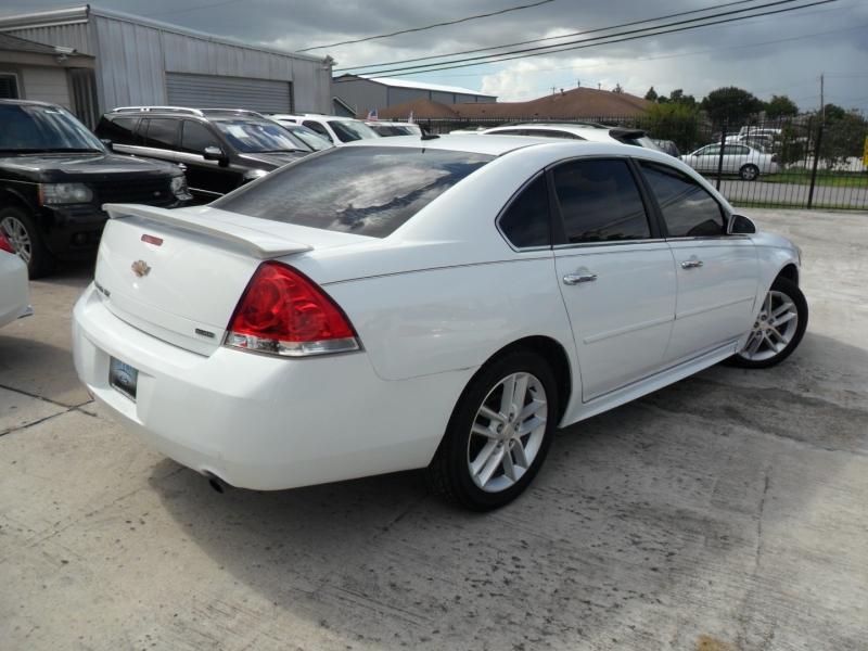 Chevrolet Impala Limited 2014 price $5,900