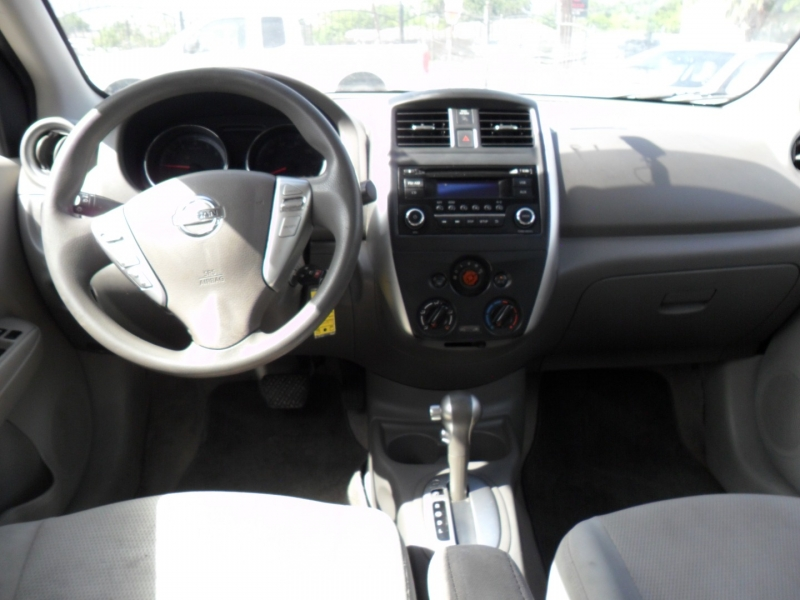 Nissan Versa 2016 price $5,600