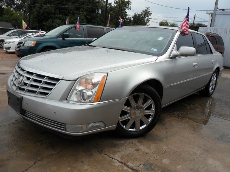Cadillac DTS 2006 price $3,500