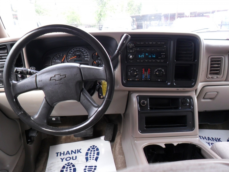 Chevrolet Tahoe 2003 price $4,900