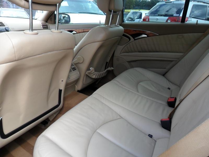 Mercedes-Benz E-Class 2009 price $5,200