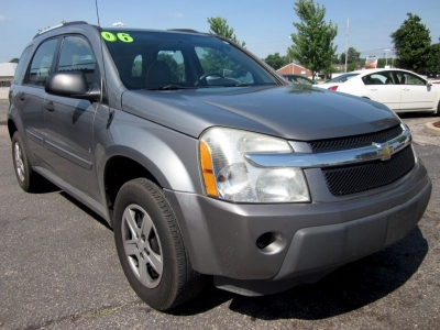 2006 CHEVROLET EQUINOX LS | Manager Special