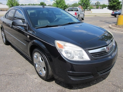 2008 SATURN AURA XE | Leather, Roof