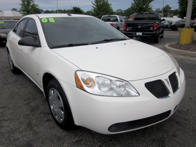 2008 PONTIAC G6 | LOW MILES