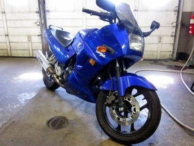 2006 KAWASAKI EX250F