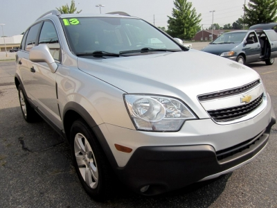 2013 CHEVROLET CAPTIVA LS