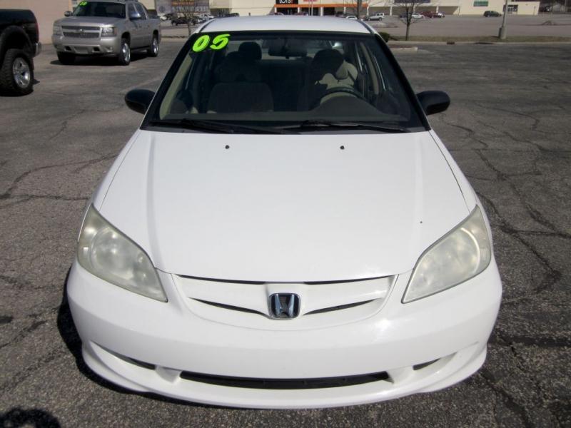 HONDA CIVIC 2005 price $1,999
