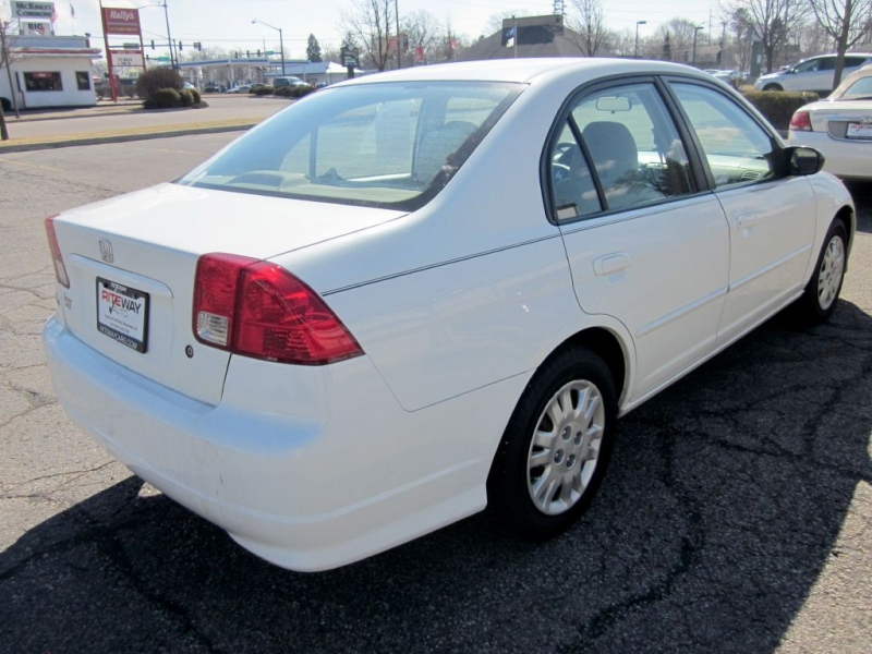 HONDA CIVIC 2005 price $1,999