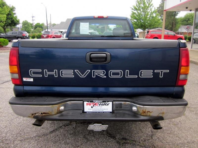 CHEVROLET SILVERADO 1999 price $5,999