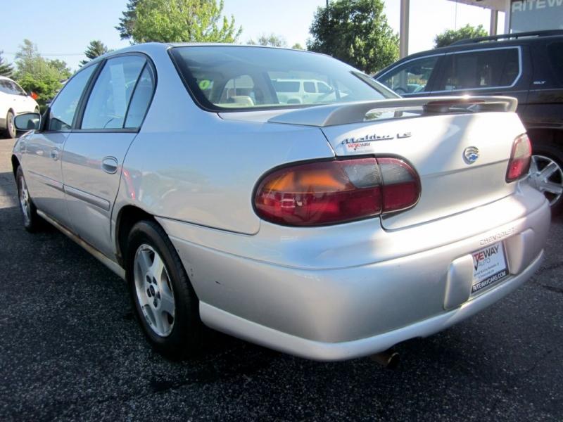 CHEVROLET MALIBU 2003 price $1,499