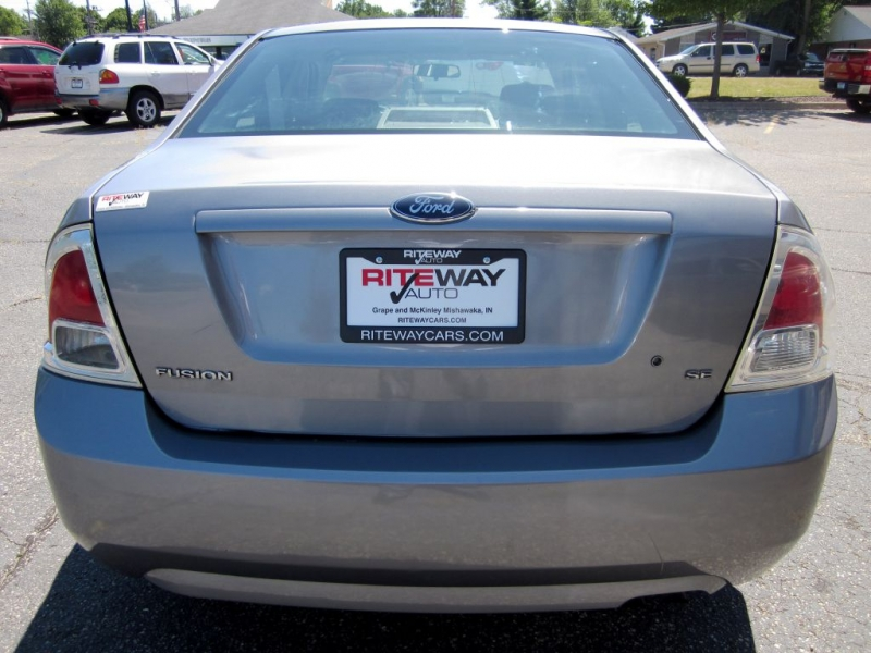 FORD FUSION 2007 price $2,999