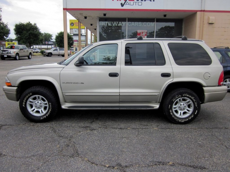 DODGE DURANGO 2001 price $3,999