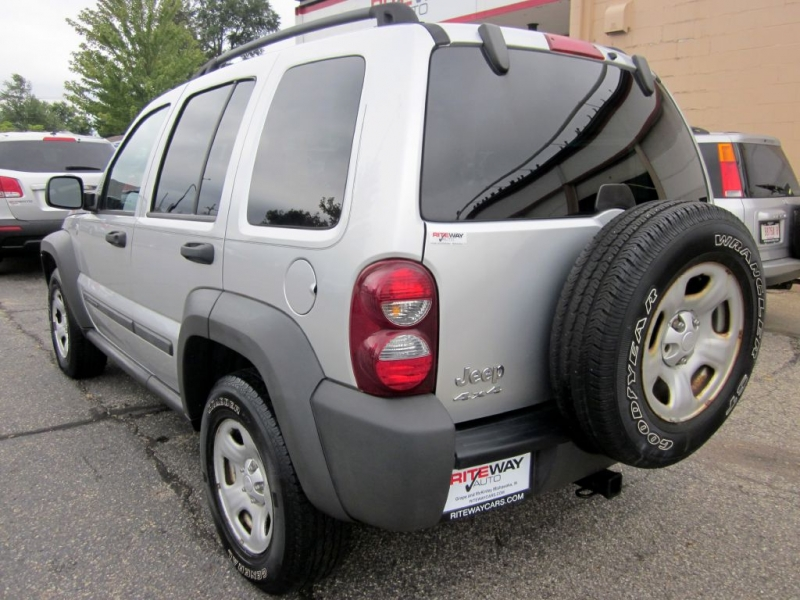 JEEP LIBERTY 2006 price $5,999