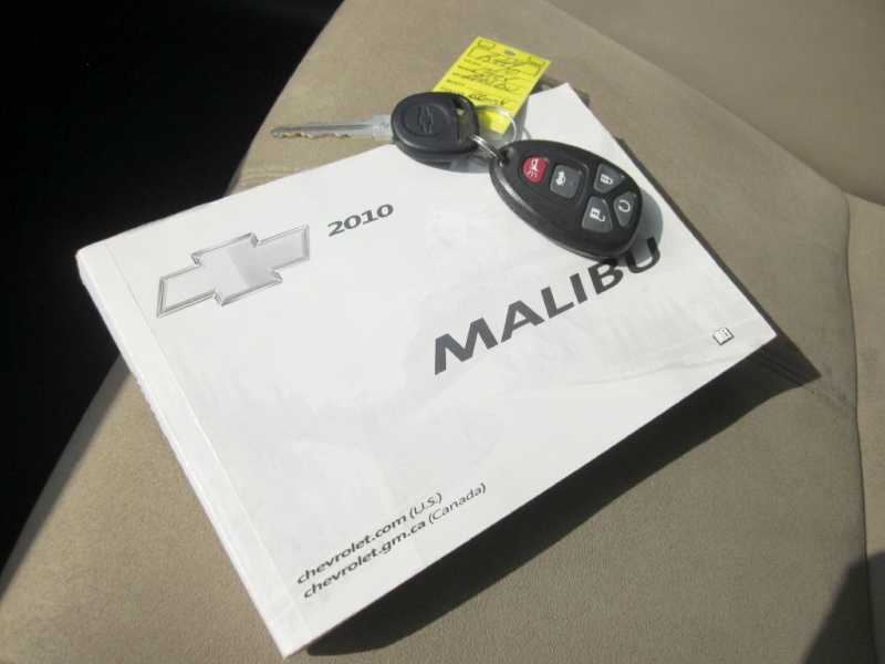 CHEVROLET MALIBU 2010 price $6,999