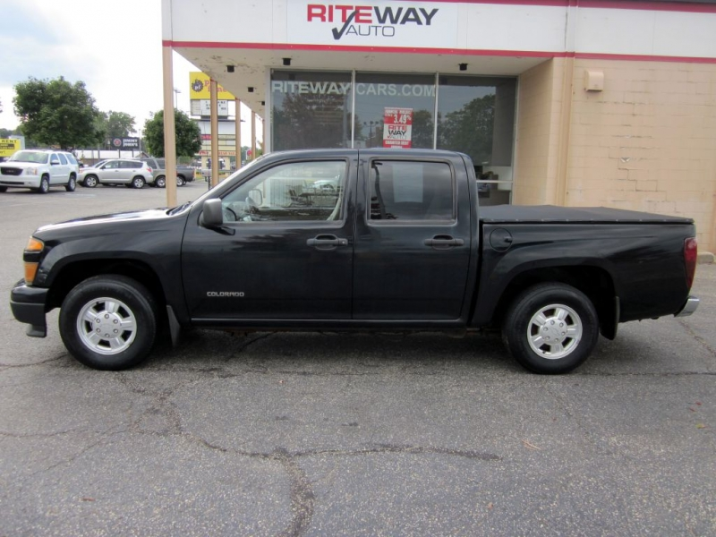 CHEVROLET COLORADO 2004 price $5,999