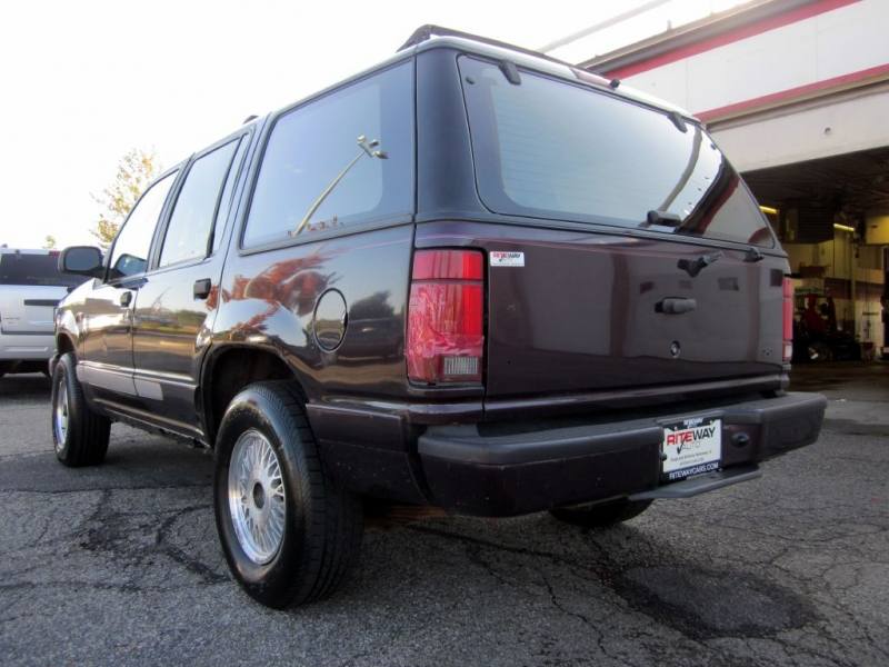 FORD EXPLORER 1994 price $1,499