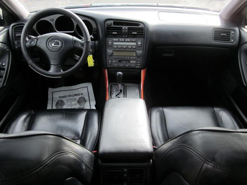 LEXUS GS 2005 price $5,999